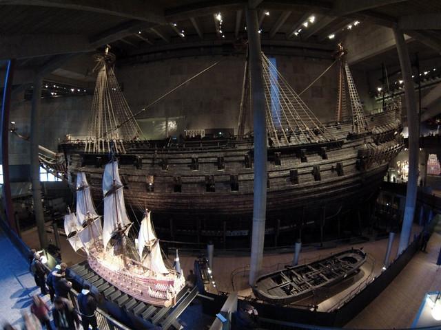 Museo Vasa de Estocolmo qué hacer en estocolmo - 14219444841 86d1050f00 z - Qué hacer en Estocolmo para sentir Suecia