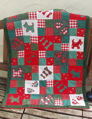 my first ever quilt was a quilow
