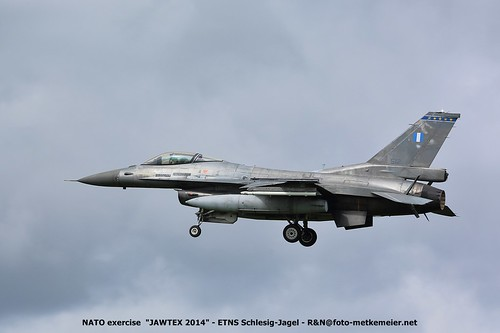 Hellenic Air Force F-16 512