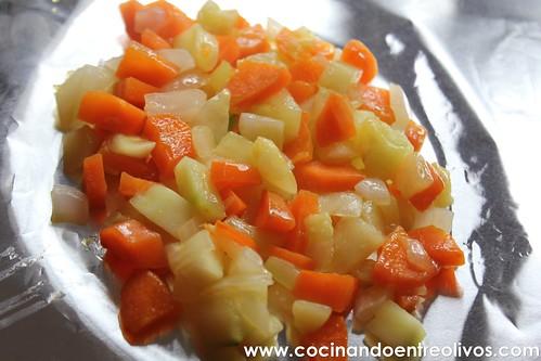 Merluza en papillote con verduras www.cocinandoentreolivos (6)