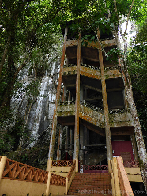 Fairy Cave 01 Stair Tower