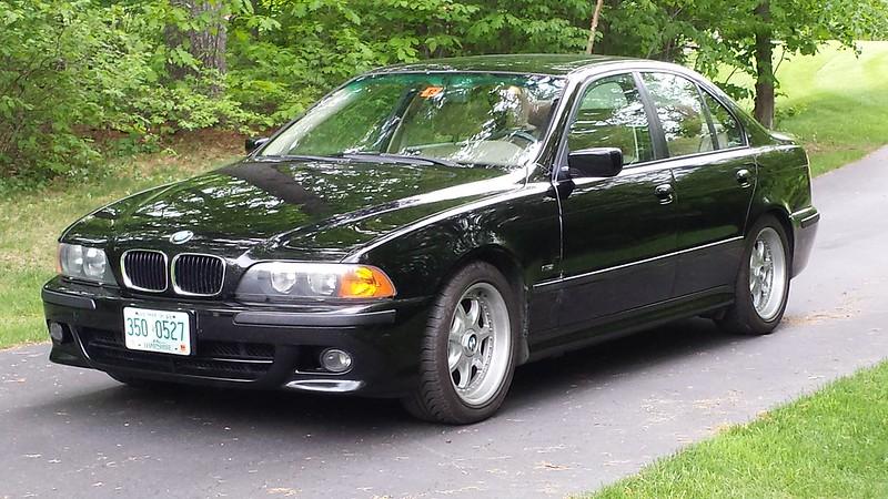 e39 nh 1998 bmw 540i 6 speed w sport pkg. Black Bedroom Furniture Sets. Home Design Ideas