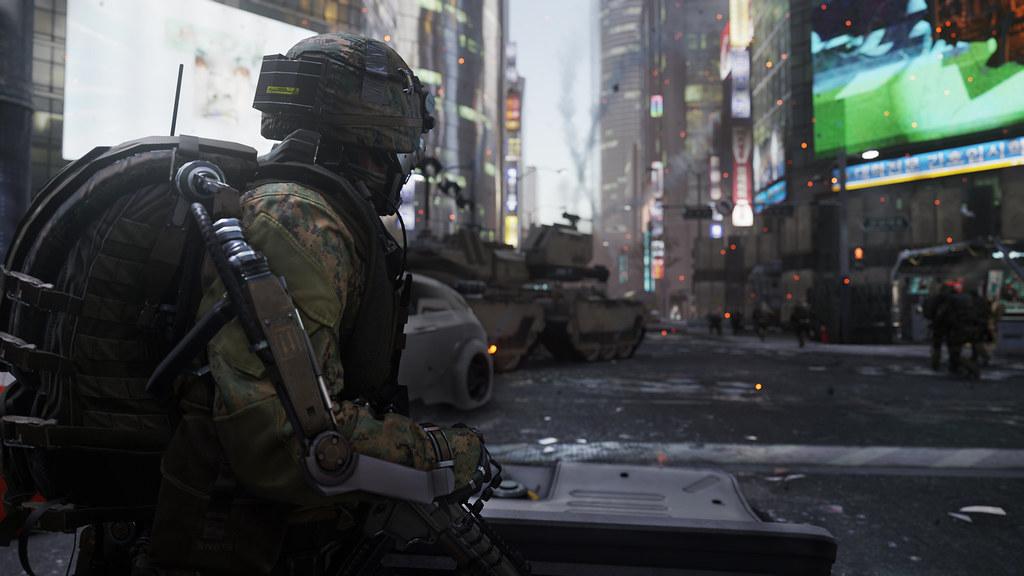 Call of Duty Advanced Warfare_Induction_Survey