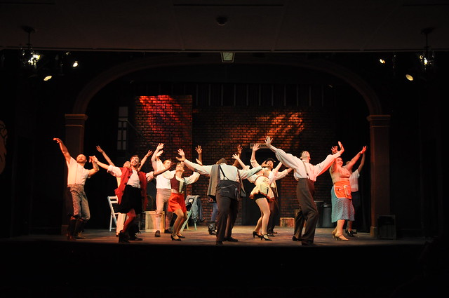 KISS ME KATE - 2014 Monomoy Theatre from Flickr via Wylio