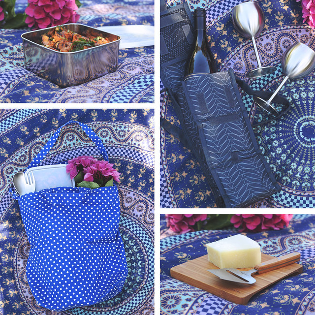 Savor the Summer: Gluten-free 4th of July Picnic Recipes plus a Picnic Giveaway from MightyNest