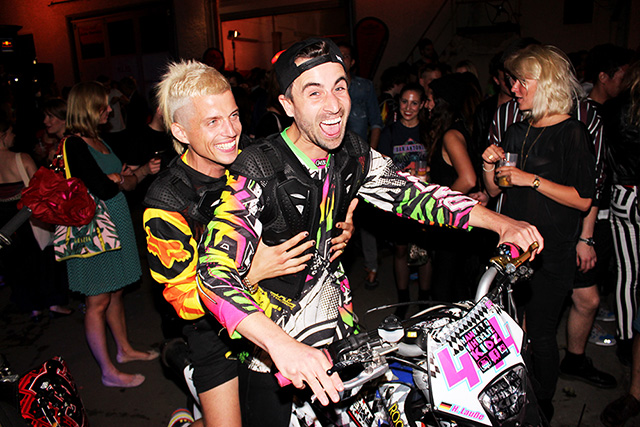Dandy Diary Race – Fashion Week Opening Party Photos