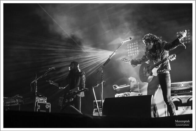 -M- Pause Guitare - Albi 2014 (Matthieu Chedid en Concert)