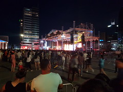 Free Nadam Concerts in Chinggis Square