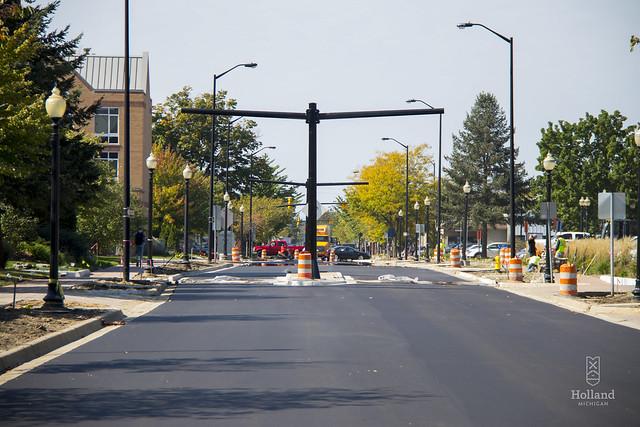 9th Street Paving