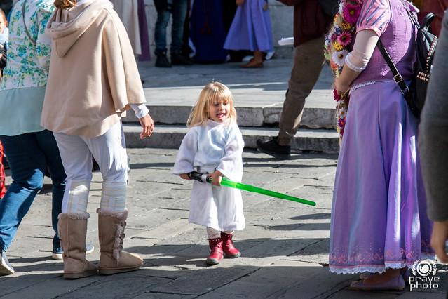 Piccola Jedi