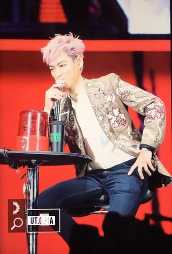 BIGBANG Hajimari No Sayonara Fan Event Fukuoka 2016-11-20 (15)