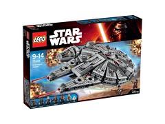 Donde Comprar el Lego Star Wars Halcon Milenario barato