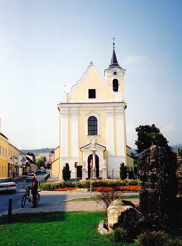 Rohonc, R. k. templom