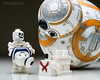 BB-8 : Secret Identity!