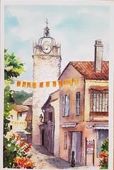 France Gréoux-les Bains Provence