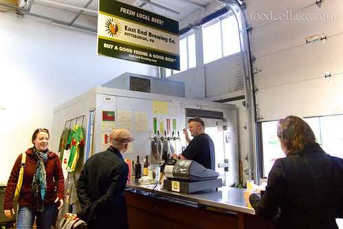 East End Brewing at the Pittsburgh Public Market