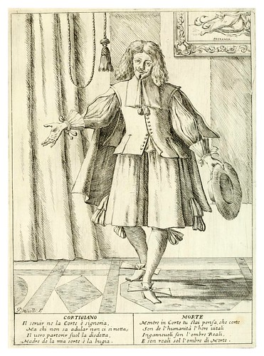 12-El cortesano- Le ventiqvattr' hore dell' hvmana felicità…-1675--Giuseppe M. Mitelli