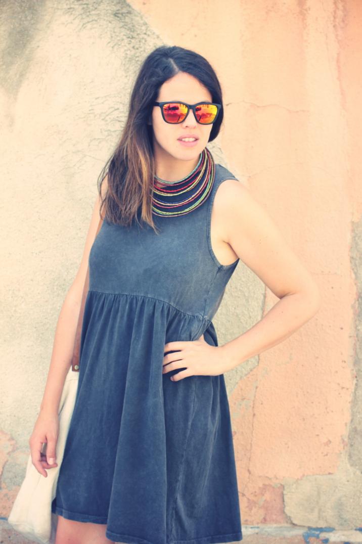 Look vestido de verano - Monicositas
