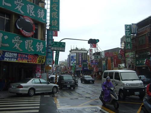 金華路×大仁街