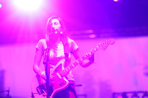 Warpaint at Austin Psych Fest