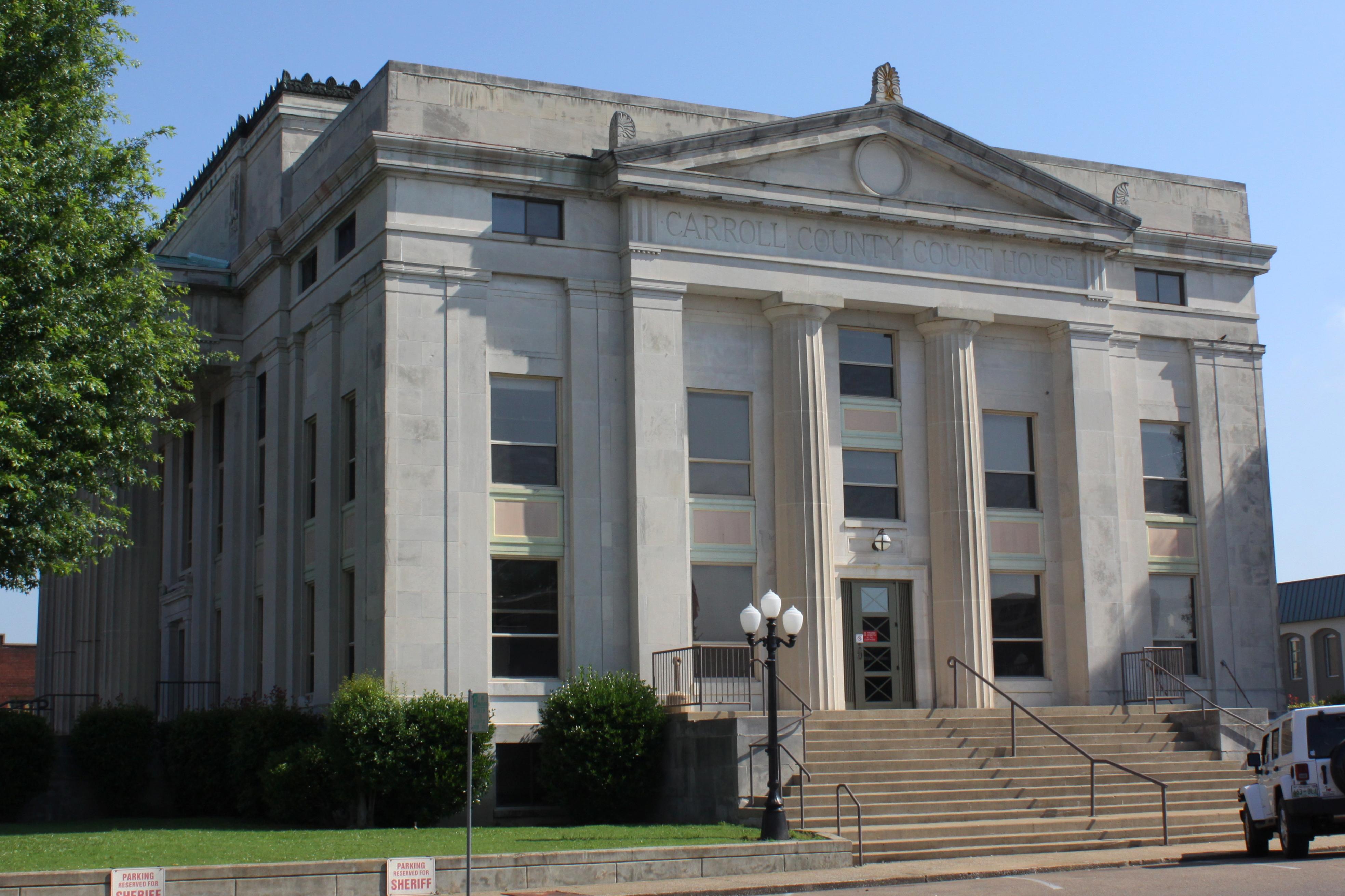 Tennessee carroll county clarksburg - 1931 Tn Tennessee Courthouse Huntingdon Carrollcounty Countycourthouse Bmok Bmok2 Carroll County Courthouse