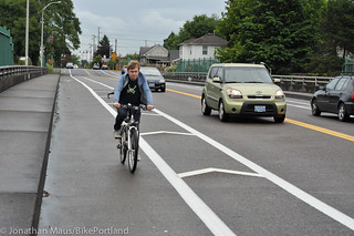 New bike lanes on Skidmore-4