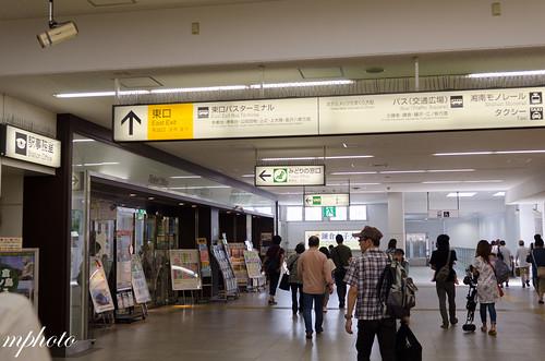 JR大船站 東口