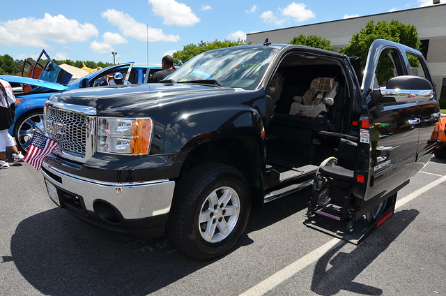 Handicapped Custom Truck 1 Flickr Photo Sharing