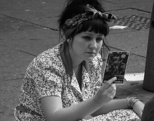 performers on the Mile 06