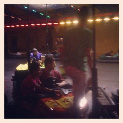 #fiestas #ferias #cochesdechoque #Boceguillas #Segovia