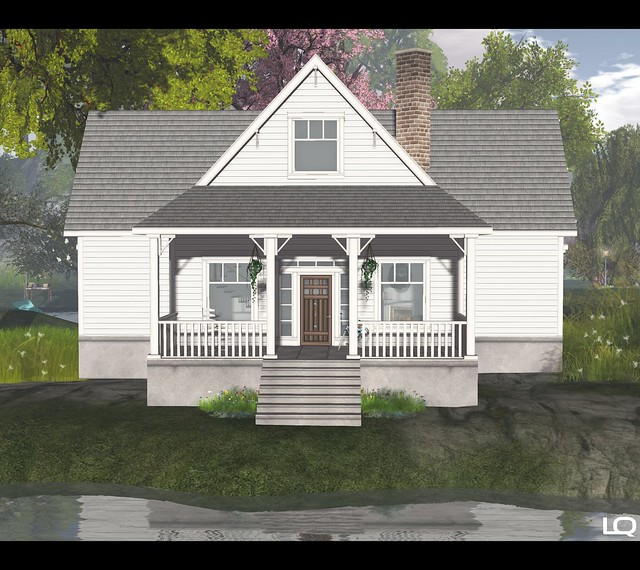 C88 July - [ba] lakeside cottage by Barnesworth Anubis - Front
