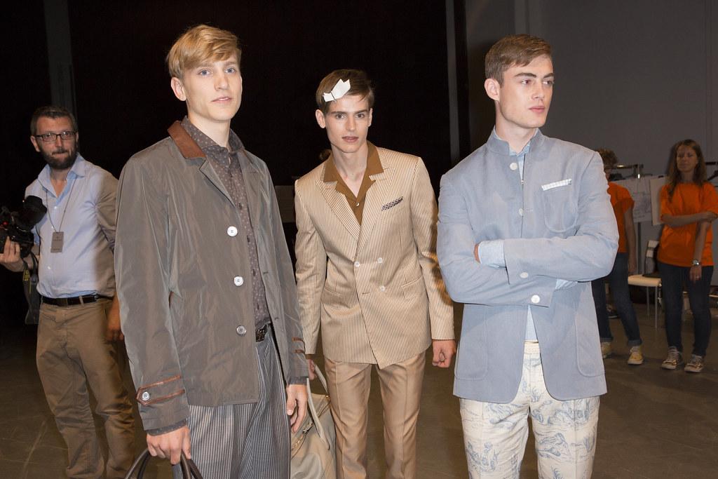 Jeroen Smits3034_SS14 Milan Canali_Anton Worman, Philip Reimers(fashionising.com)