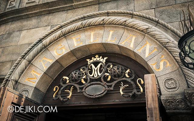 Tokyo DisneySea - Mediterranean Harbor / Magellan's / Entrance