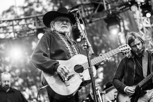 Willie Nelson & Family @ Outside Lands, Day 3 (San Francisco, Calif., Aug. 11, 2013)