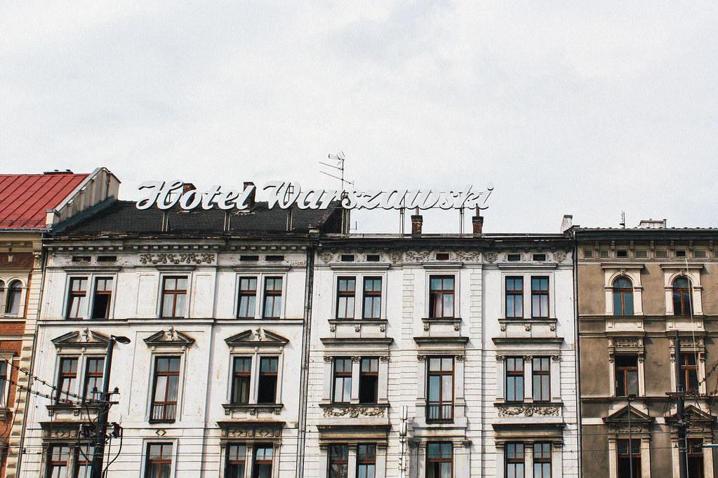 Hotel Wariszawsk