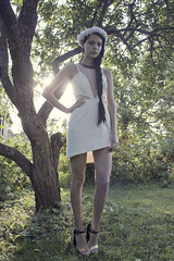 Lucid Label, Sonea flowercrown, Tom Wood, Zara Shoes (4). By: Barbro Andersen
