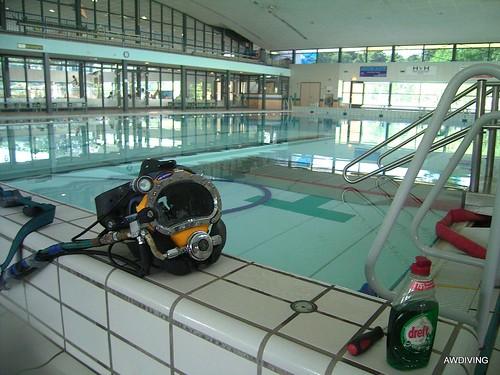 duikbedrijf voor zwembaden bel awdiving