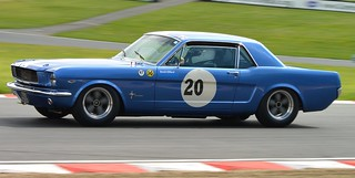 David Clifford & P. Blakeney-Edwards - Ford Mustang