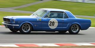 David Clifford & P. Blakeney-Edwards - Ford Mustang