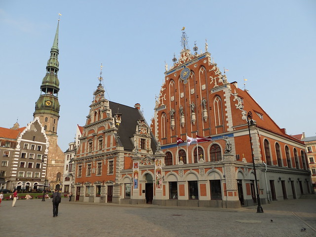 Riga Town Hall Square