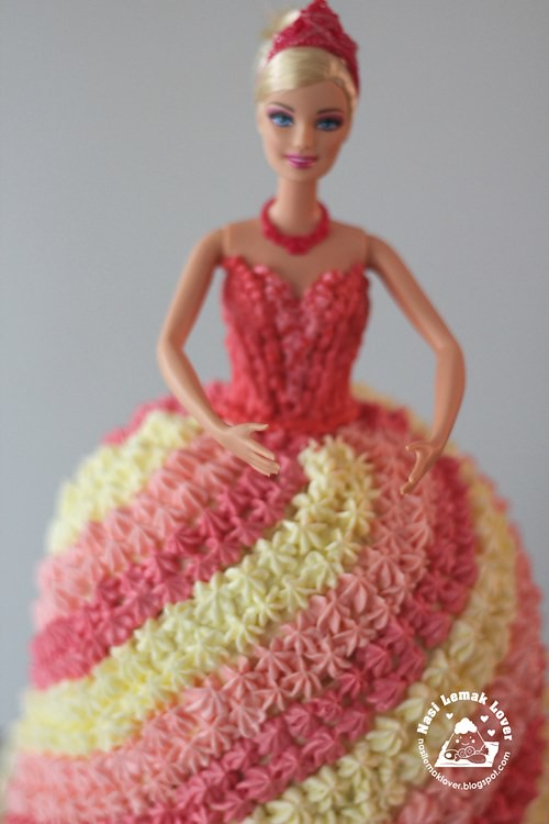 Barbie Doll Cake Hd Images