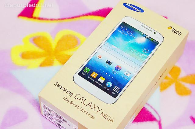 Samsung Galaxy Mega Duos