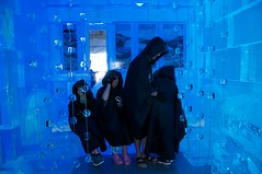 screenshot(0.0), underwater(0.0), ice hotel(1.0), blue(1.0),