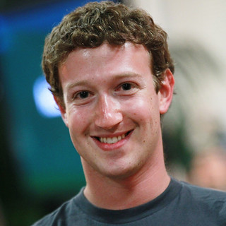 Mark Zuckerberg, Co - founder, Chairman and CEO, Facebook , 12 inspiring business people - Anil Labs