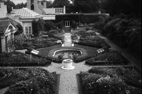 Grounds of the George Eastman House