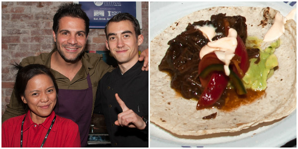 NYCWFF Tacos & Tequila 2012