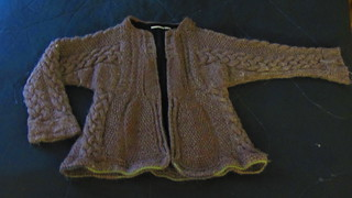 Elizabeth Zimmermann's Hand-to-Hand Jacket, Knitting Pattern from the 1970s