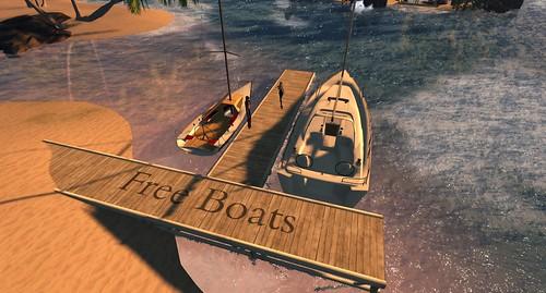 Free boats! by ZZ Bottom