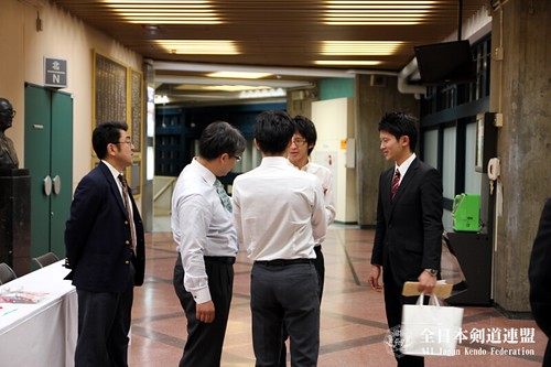 第61回全日本剣道選手権大会 係員打ち合わせ会_006