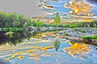 HDR reflections